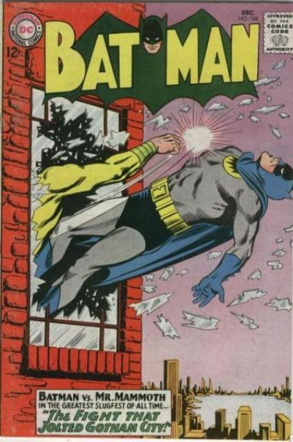 The Fight That Jolted Gotham City