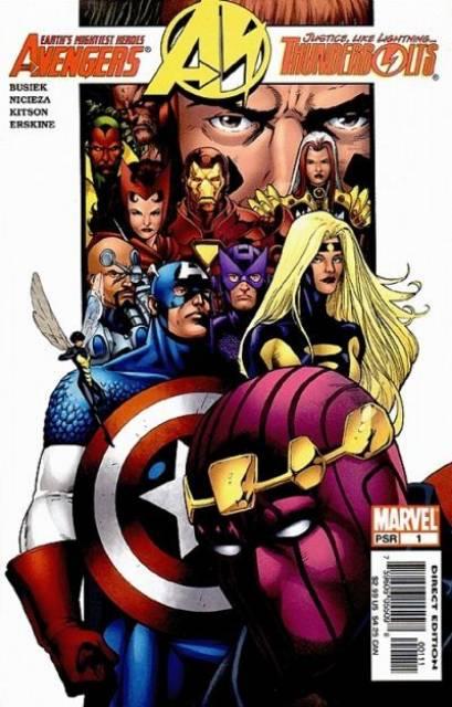 Avengers/Thunderbolts