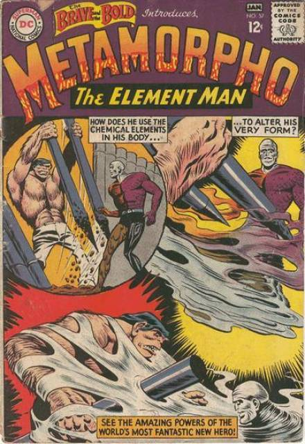 The Origin of Metamorpho
