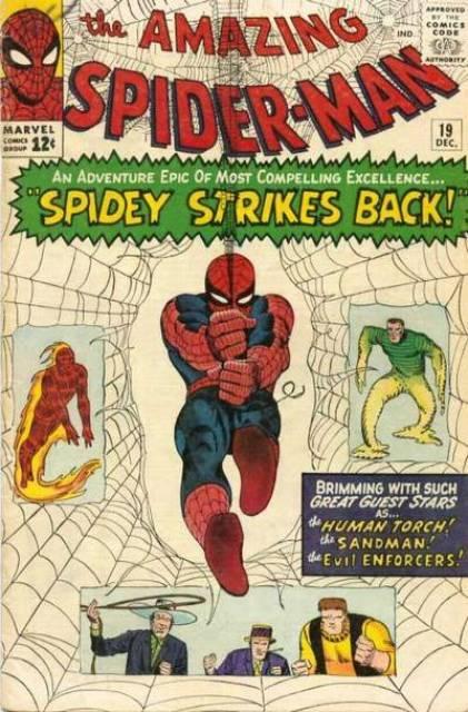 Spidey Strikes Back!