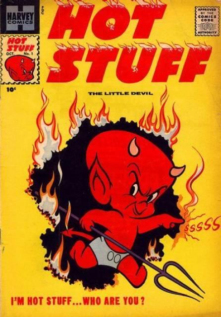 Hot Stuff The Little Devil