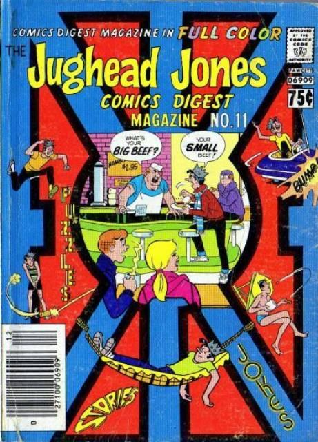 Jughead Jones Comics Digest