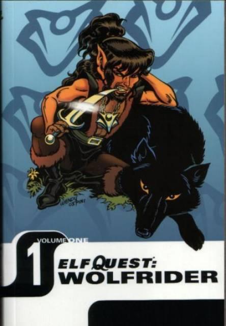 ElfQuest: Wolfrider