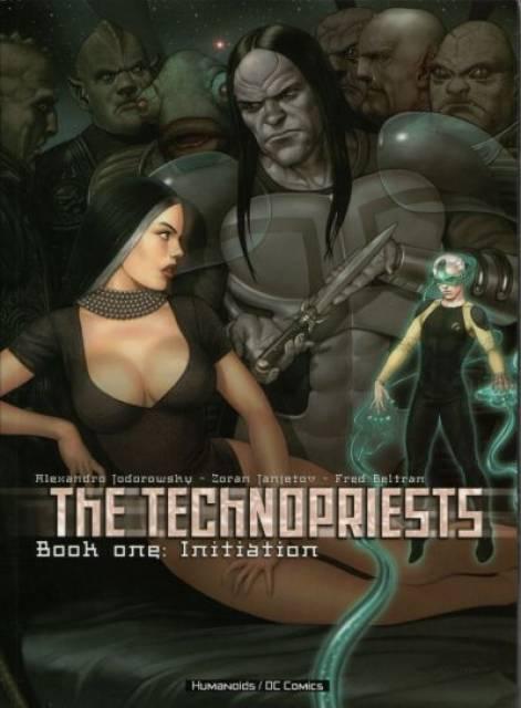 The Technopriests