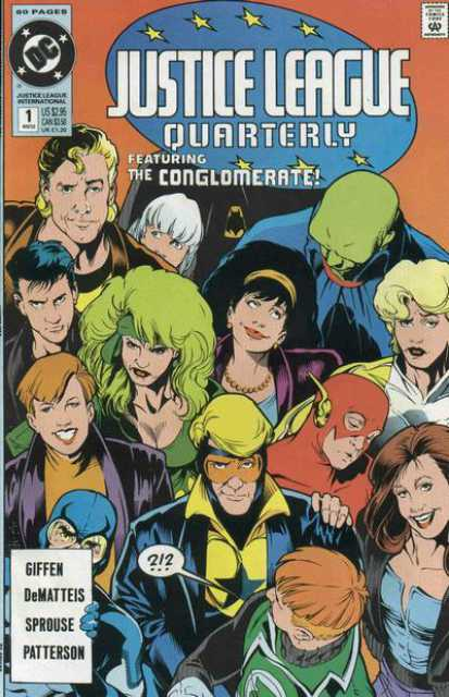 Justice League Quarterly