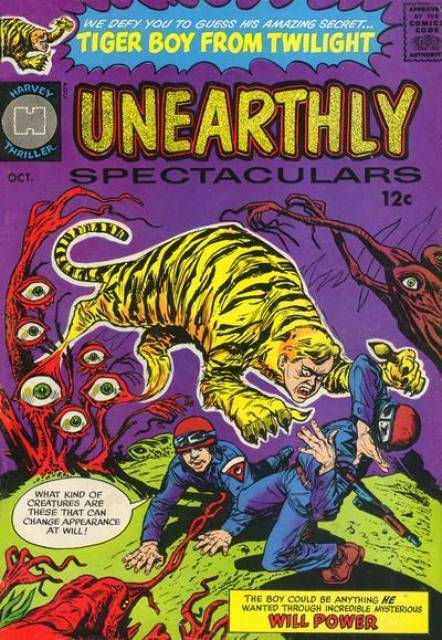 Unearthly Spectaculars