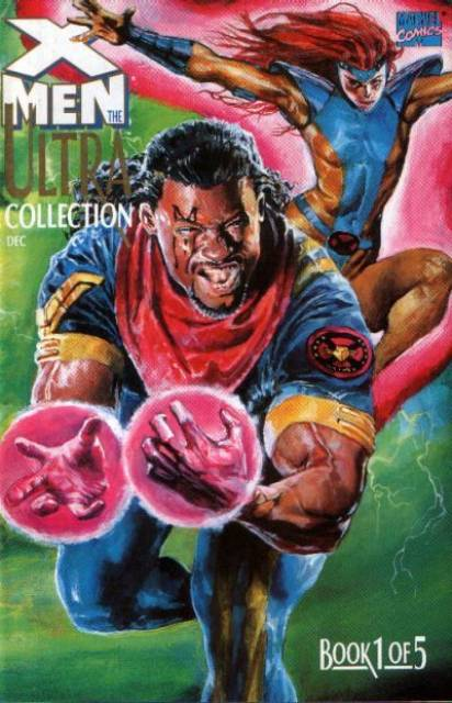 X-Men: The Ultra Collection