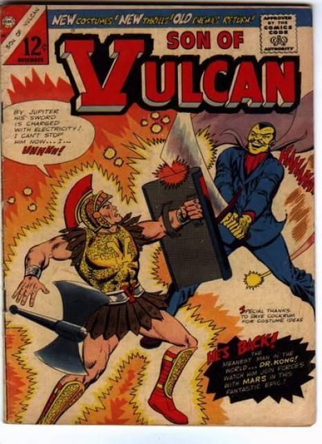 Son of Vulcan