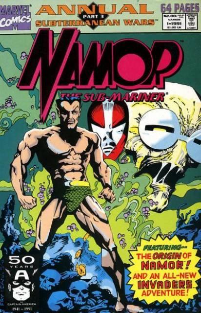 Namor, The Sub-Mariner Annual