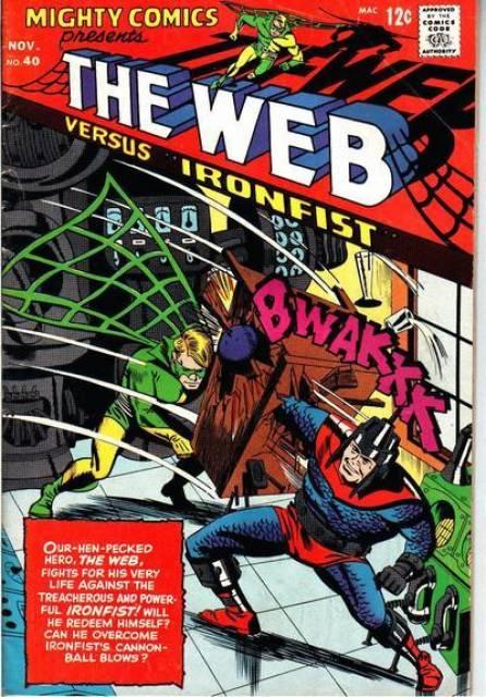 Mighty Comics