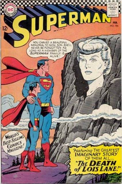 The Death of Lois Lane!