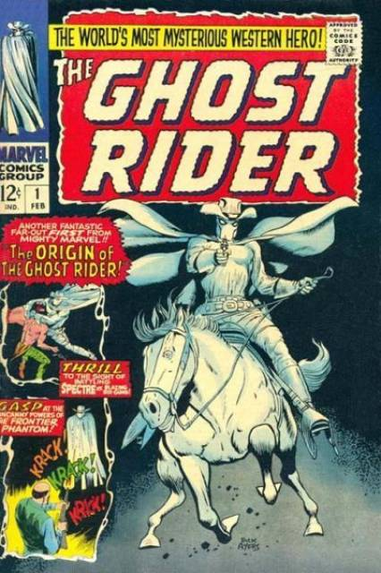 The Origin of the Ghost Rider; The Menance Of The Mask Maker!
