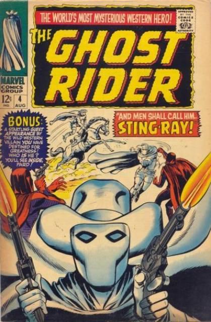 And Men Shall Call Him...Stingray!; Six-Gun Showcase in Sundance!