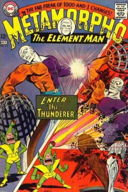 Enter The Thunderer!