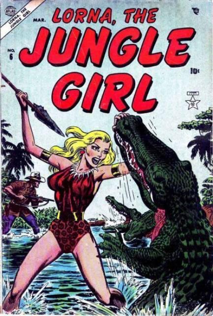 Lorna, The Jungle Girl