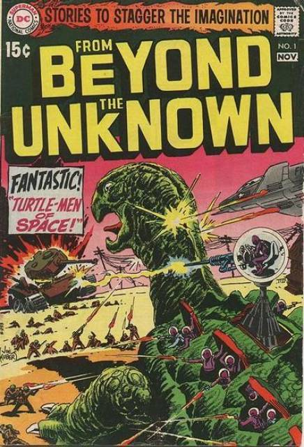 From Beyond the Unknown
