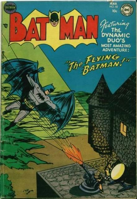 The Flying Batman