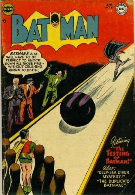 The Testing of Batman