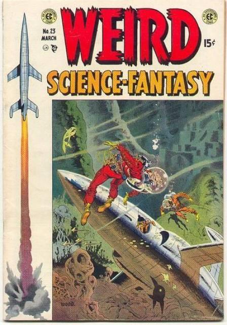 Weird Science-Fantasy
