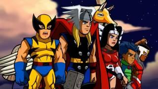 Wolverine in The Super Hero Squad