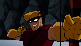 Speedy in Batman: The Brave and the Bold