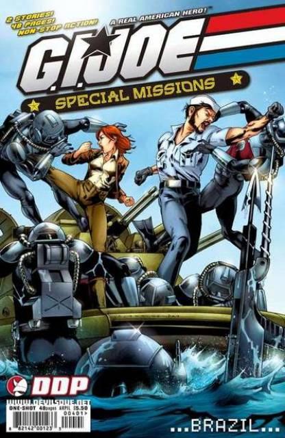 G.I. Joe Special Missions: Brazil