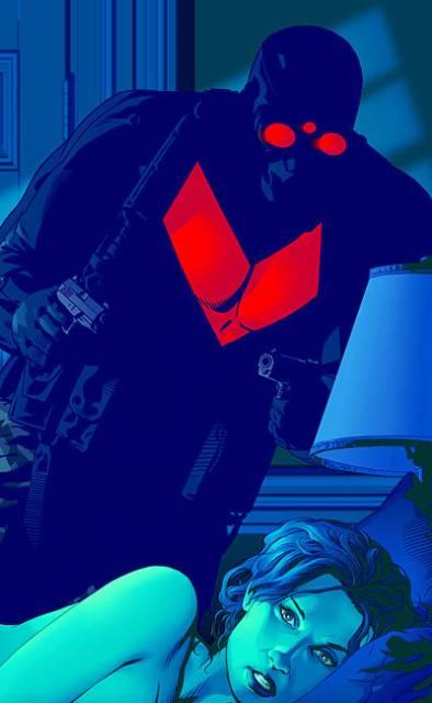 Justin Sutter Powell (Vigilante VI)