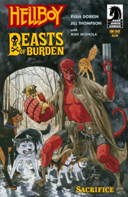 Hellboy/Beasts of Burden: Sacrifice