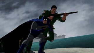 Batman and Rock