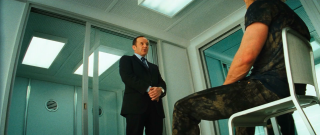 Agent Coulson Interrogating Thor