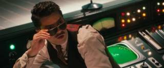 Dominic Cooper as the young Howard