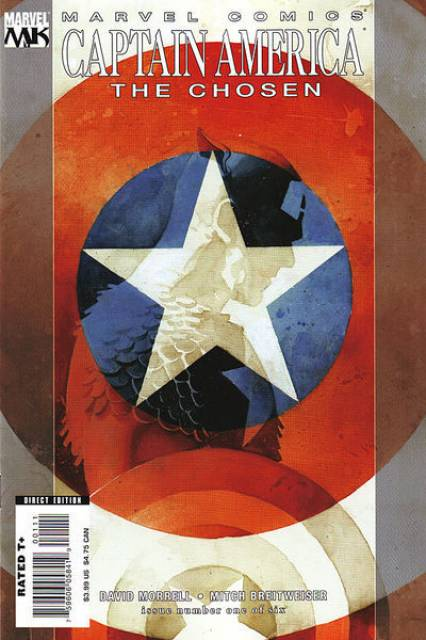 Captain America: The Chosen
