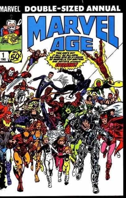 Marvel Age Annual