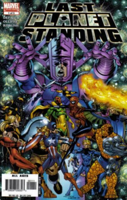 Last Planet Standing