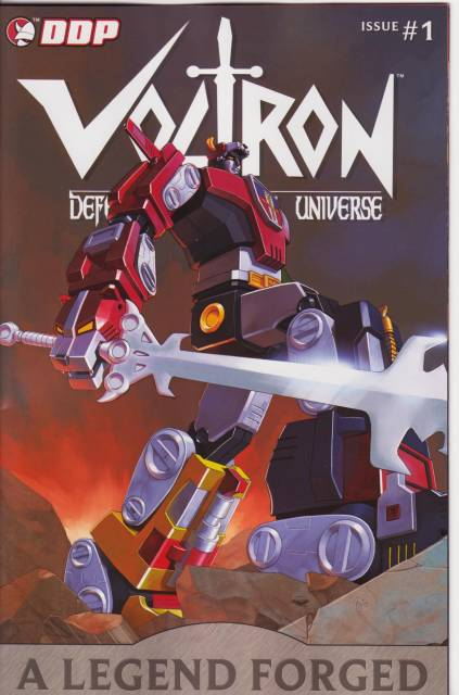 Voltron: A Legend Forged