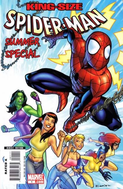 King-Size Spider-Man Summer Special
