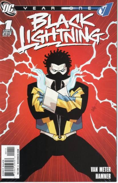 Black Lightning: Year One