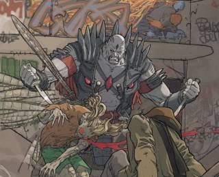Kraven the Hunter IV