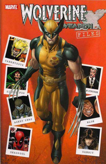 Wolverine: Weapon X Files