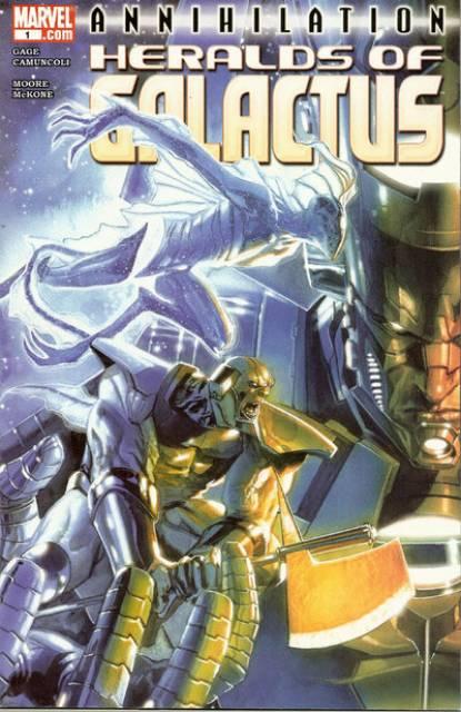 Annihilation: Heralds of Galactus