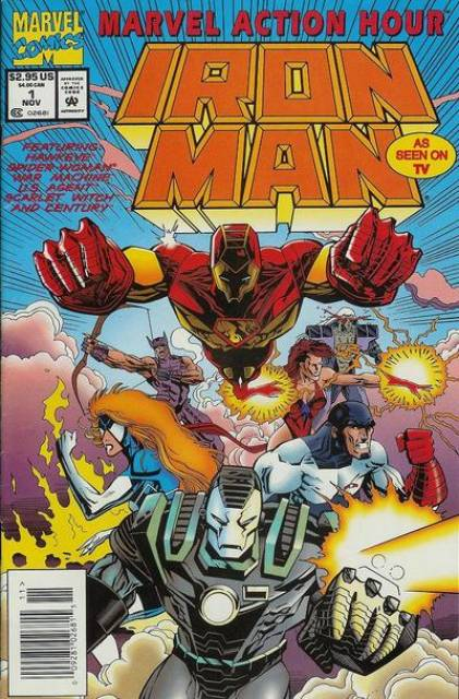 Marvel Action Hour: Iron Man