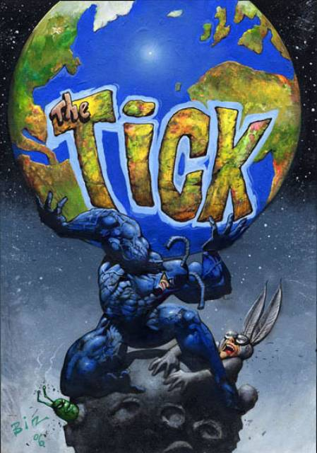 Tick's 20th Anniversary Special Edition