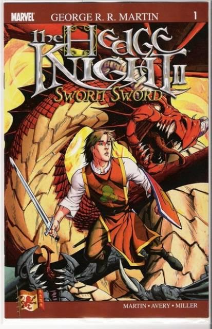 George R. R. Martin's The Hedge Knight II: Sworn Sword