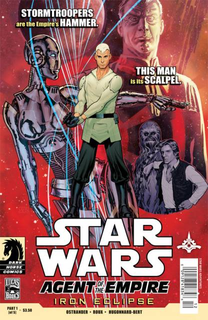 Star Wars: Agent of the Empire - Iron Eclipse