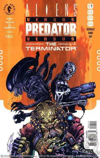 Aliens vs. Predator vs. The Terminator