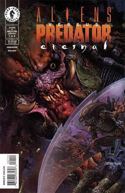Aliens vs. Predator: Eternal