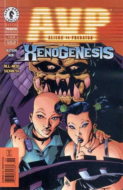 Aliens vs. Predator: Xenogenesis