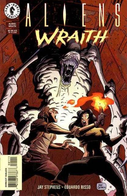 Aliens: Wraith