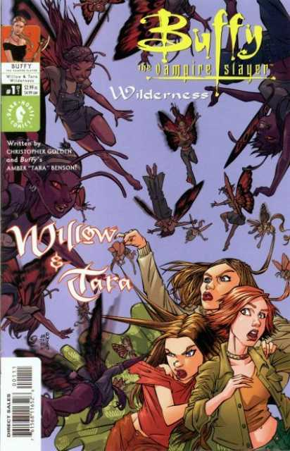 Buffy the Vampire Slayer: Willow and Tara -- Wilderness