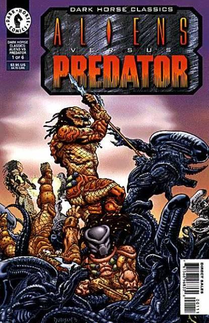 Dark Horse Classics - Aliens vs. Predator
